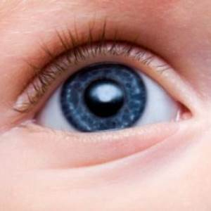 Глазки новорожденных