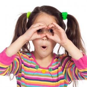 Гимнастика для глаз у детей