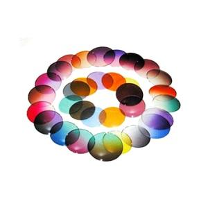 Цветные линзы