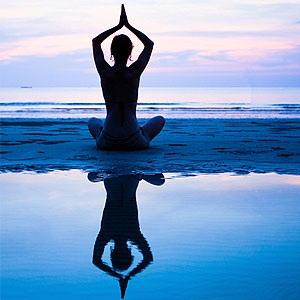 Море медитация