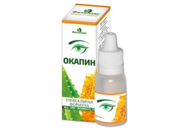 Препарат Окапин