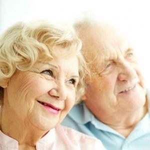 Два пенсионера