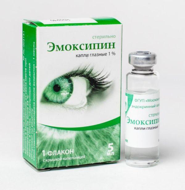 Препарат Эмоксипин
