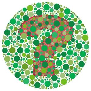 Знак вопроса в кружке
