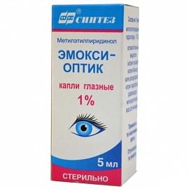 Эмокси-Оптик для глаз