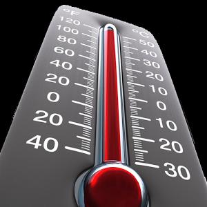 Классический термометр