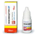 Левомицетин капли