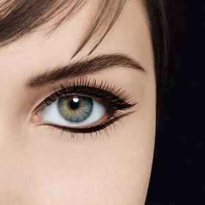 Сине-зеленые глаза
