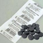 Таблетки Активированный уголь