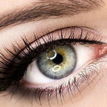 Серо зеленые глаза