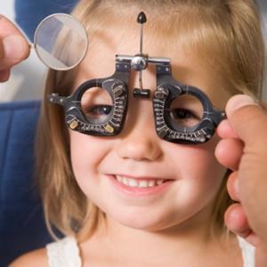 Коррекция зрения у ребенка