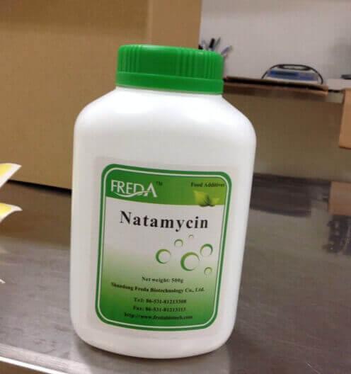 Натамицин таблетки инструкция по применению