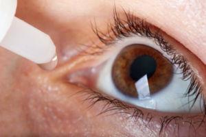 Закапываем глаза