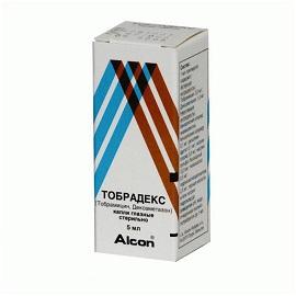 Тобрадекс алкон